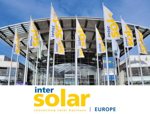 Intersolar Europe 2018